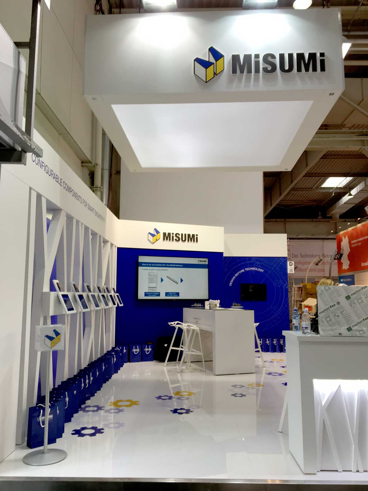 Misumi Hannover Messe 2017 Hannover Fiere