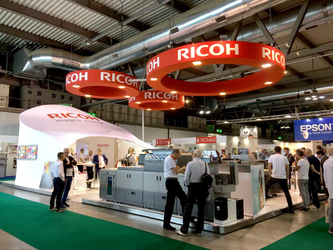 Ricoh Print 4 All 2018 Milano Fiere